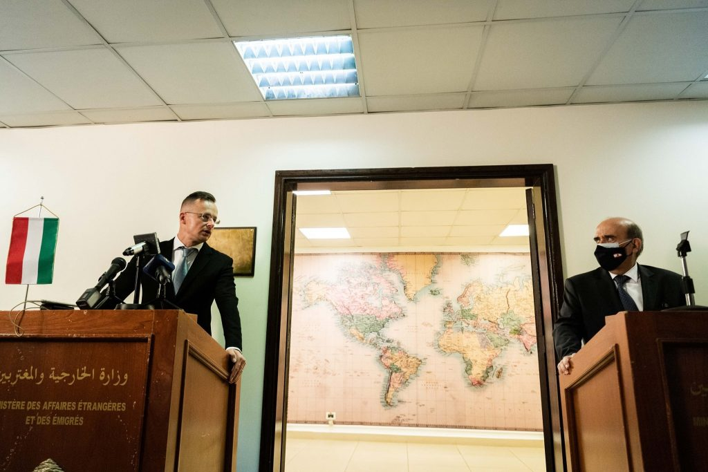 Foreign Minister in Lebanon: Peace and Stability in Middle East Crucial for Hungary post's picture
