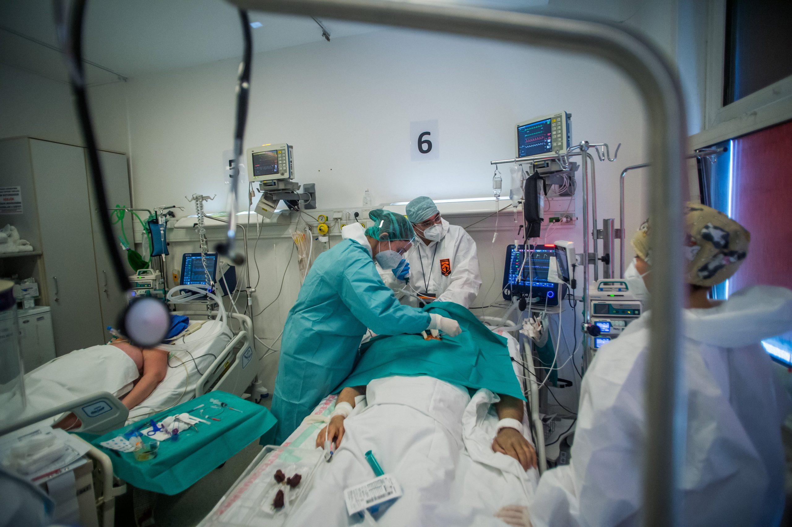Coronavirus: 6 Fatalities, 531 New Infections Reported in Hungary