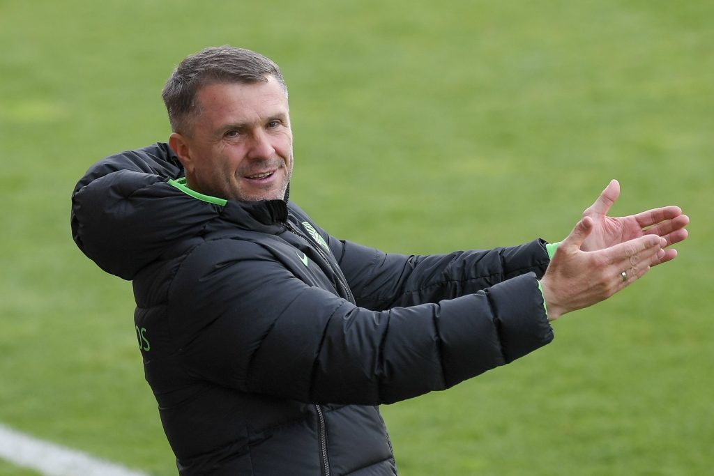 Coach Rebrov Quits Hungarian Football's Champion Team Ferencváros post's picture