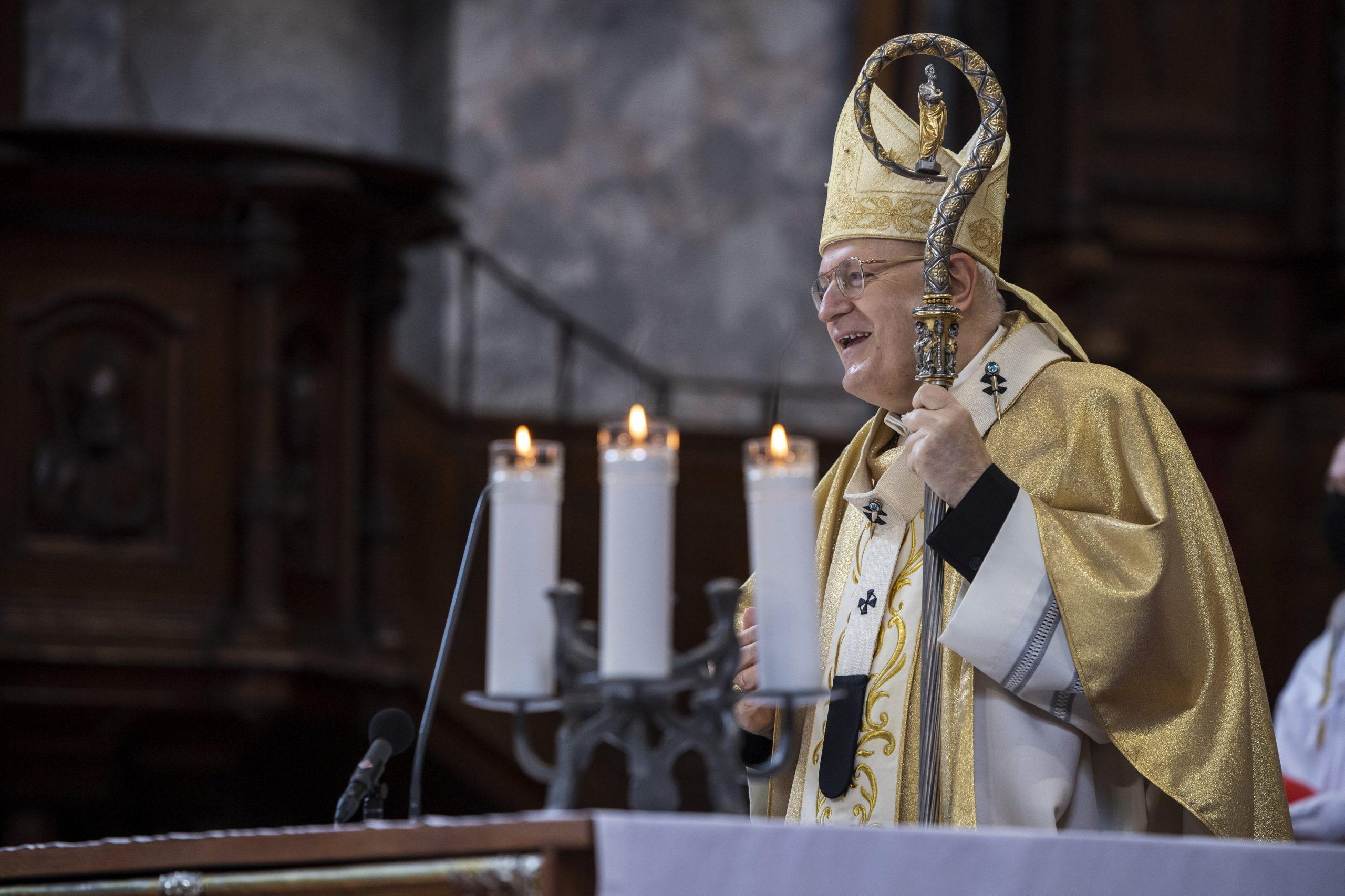 Cardinal Erdő: 1.2 Billion Catholics on Five Continents 'Watching Us'