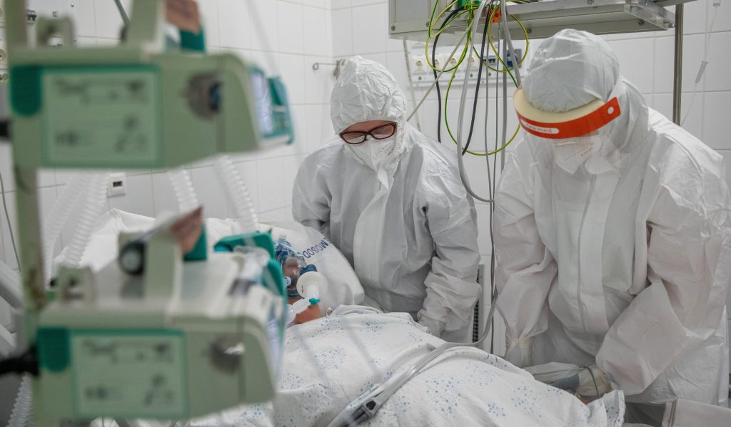 Coronavirus: 4 Fatalities, 130 New Cases Registered in Hungary post's picture
