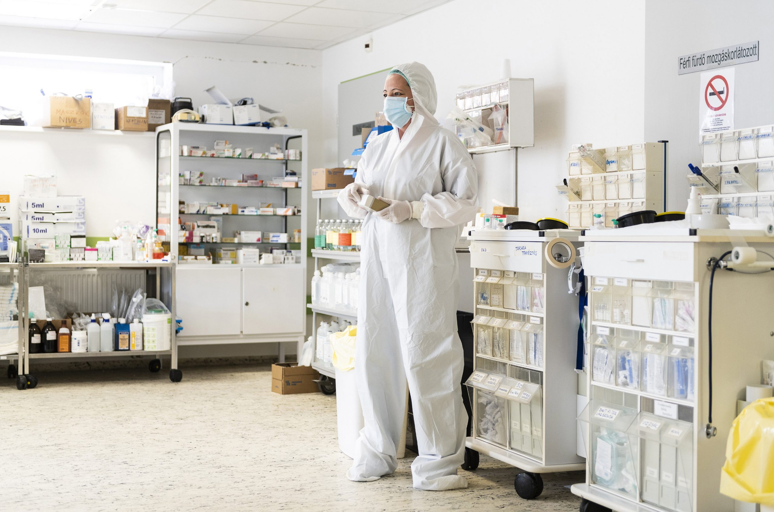 Coronavirus: 199 Fatalities, Less Than 1,000 on Ventilators
