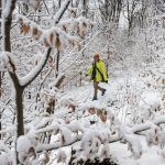 Photos of Hungary's Snowy Winter Wonderland… In April