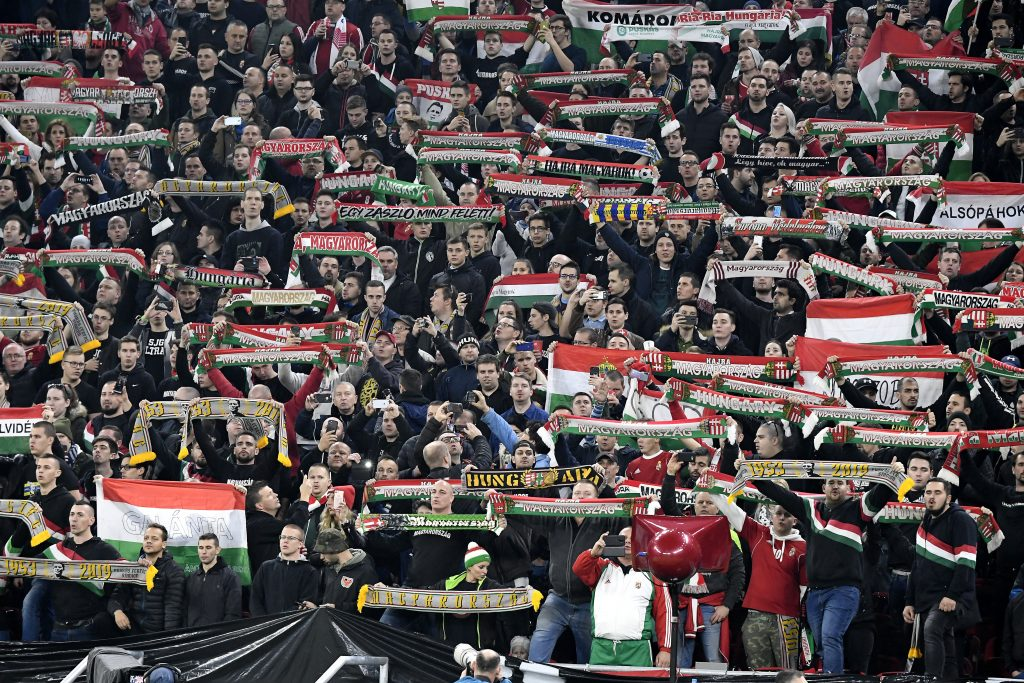 Full-House at Puskás Arena's Euro 2021 Matches? post's picture