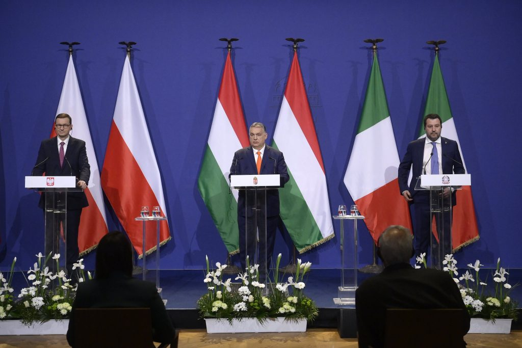 Austrian Journalist's Questions to Fidesz Spark Diplomatic Tension post's picture