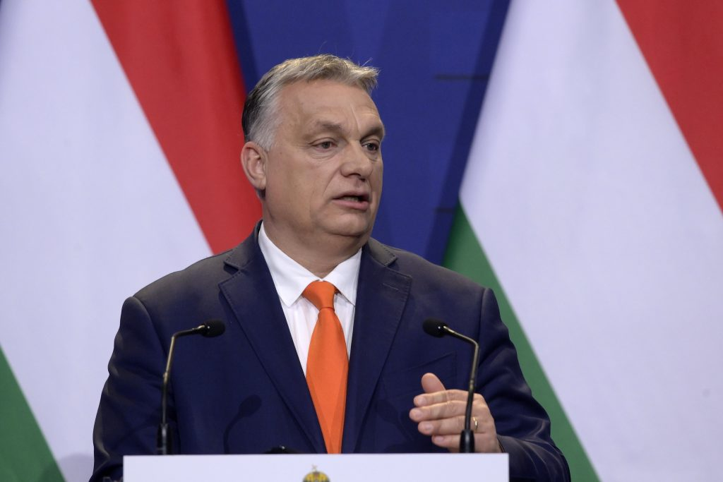 Orbán: Liberal Democracy Has Become 'Liberal Non-Democracy' post's picture