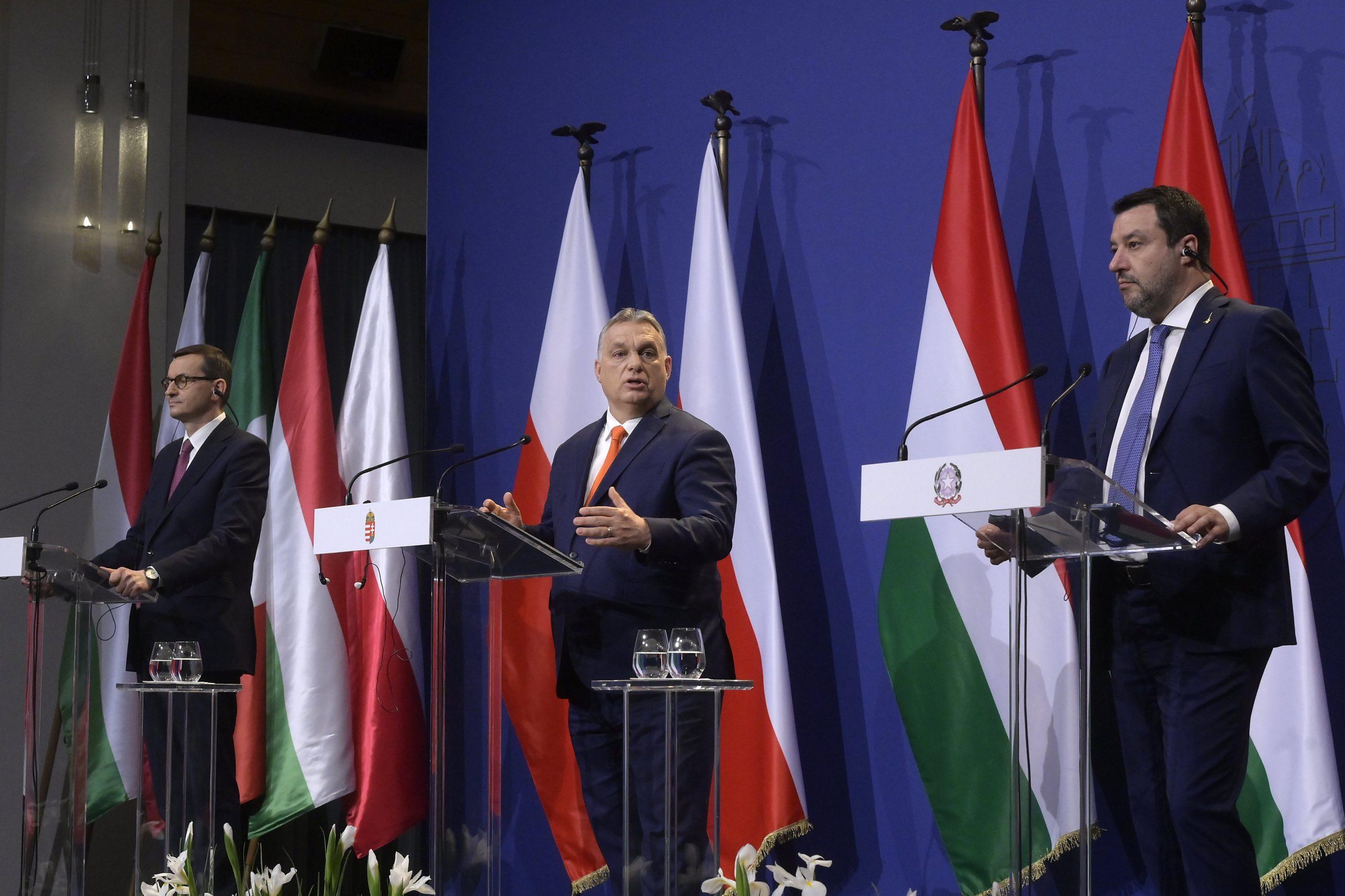 Orbán, Morawiecki, Salvini Call for 'Renaissance of Traditional European Values'