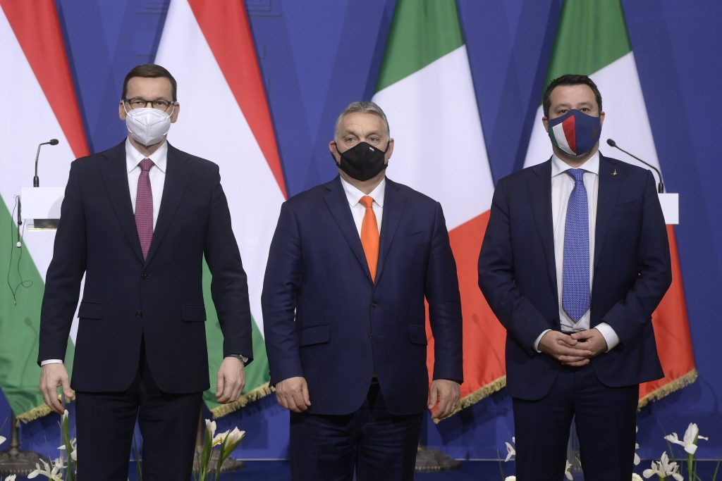 Press Roundup: Orbán, Salvini and Morawiecki Plan a New Right-Wing Alliance post's picture