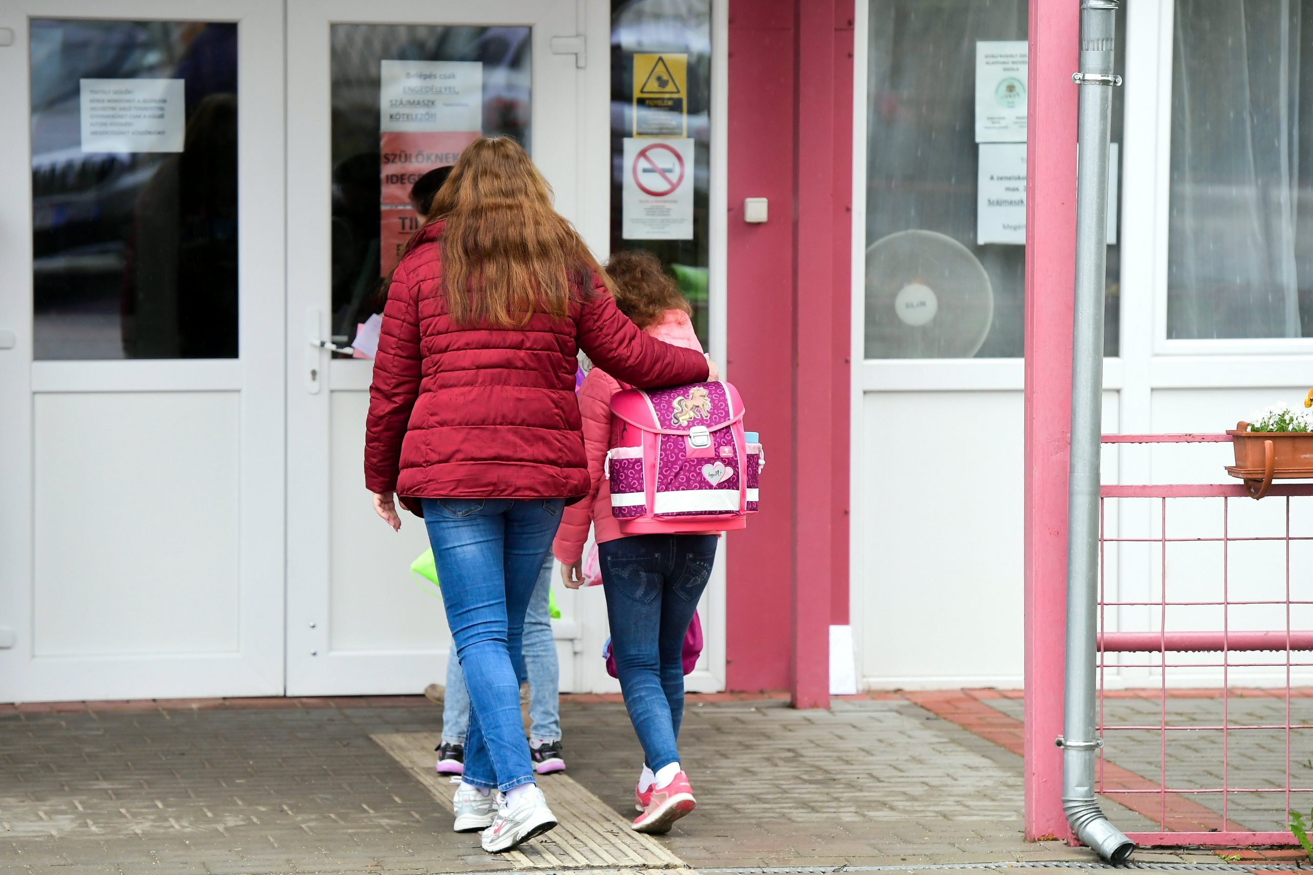 First Day of Schools Reopening Sees 25-40% of Students Opting to Stay Home