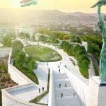 Plans Shared for Reconstruction of Budapest's Gellért Hill Citadella
