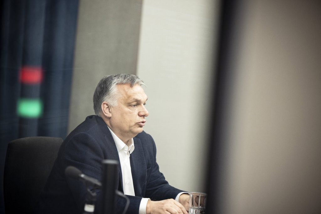 PM Viktor Orbán Gives Interview to Young Influencer post's picture