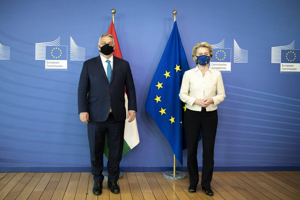 European Parliament Pressures Commission to Act Against Hungary post's picture