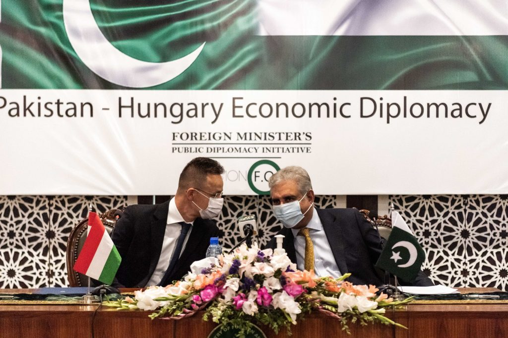 Foreign Minister: Hungary, Pakistan Ready to Strengthen Business Cooperation post's picture