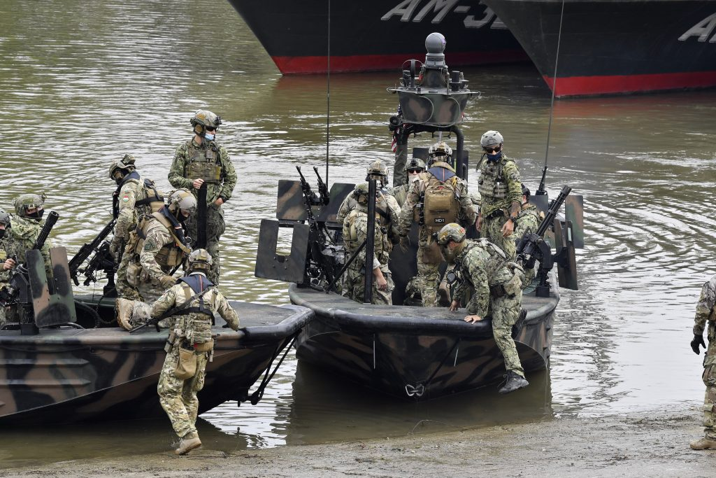 Hungary, US Conducting Naval Exercise on Danube post's picture