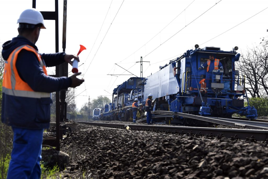 Plans Under Way for Hungary-Ukraine Rail Transhipment Zone post's picture