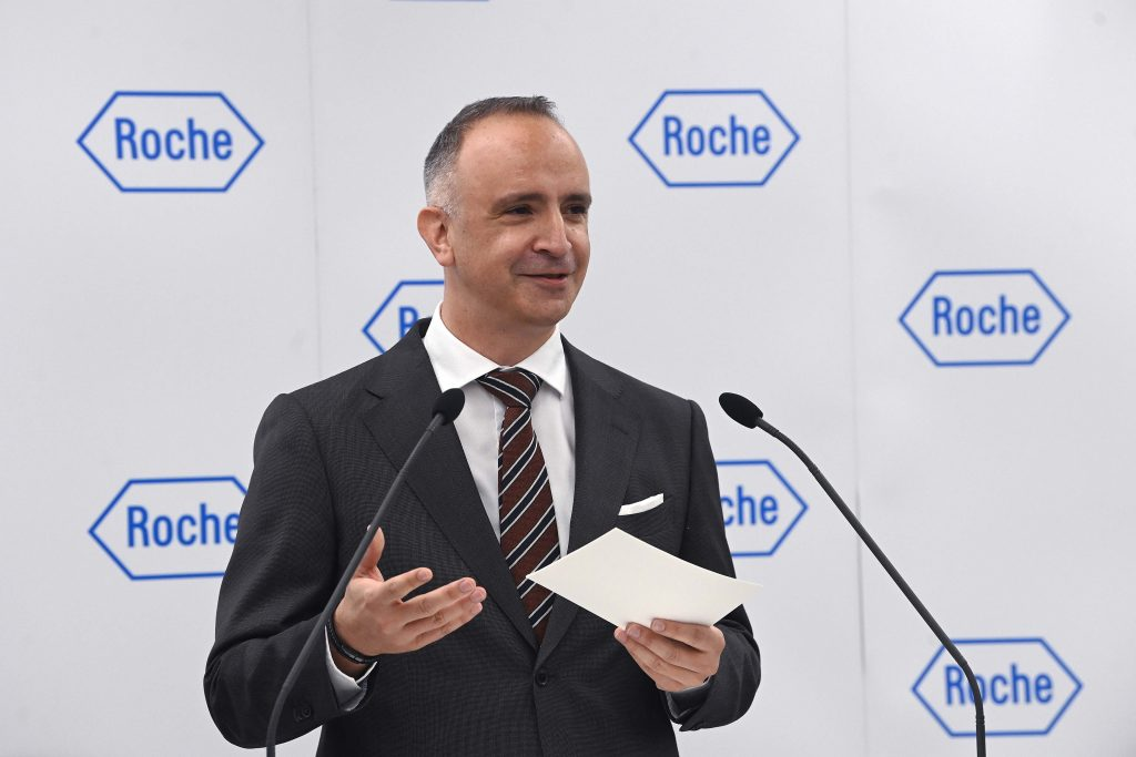Roche to Expand Service Centre in Budapest post's picture
