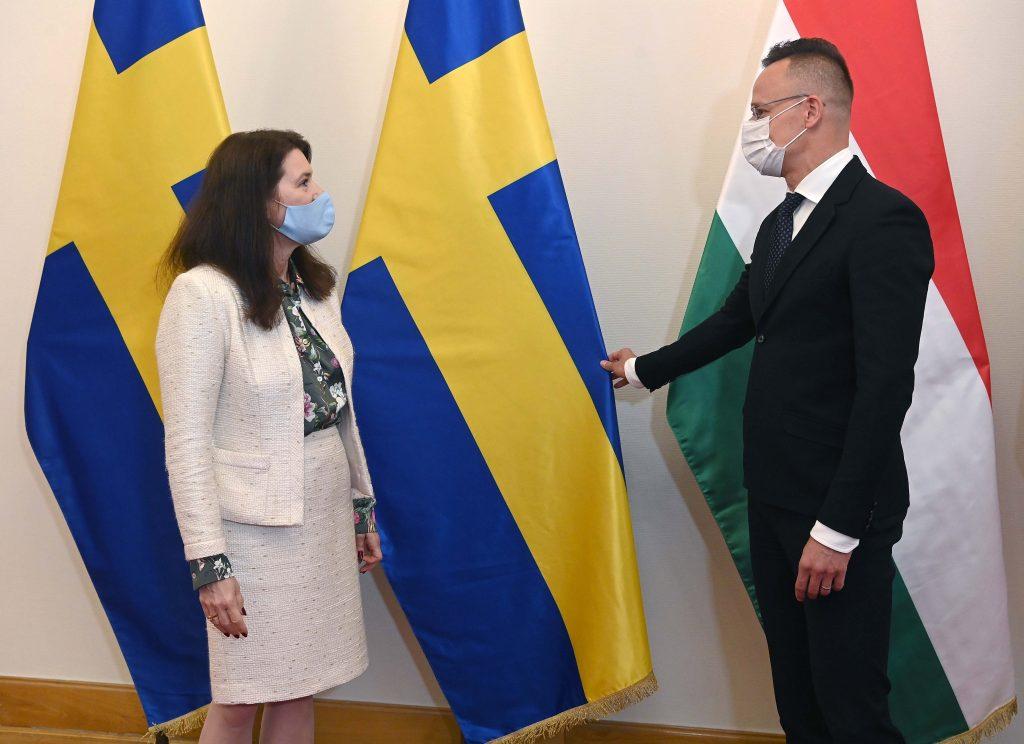 FM Szijjártó: Sweden 'Ally of Hungary' Despite Disagreement on Certain Issues post's picture