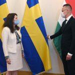 FM Szijjártó: Sweden 'Ally of Hungary' Despite Disagreement on Certain Issues