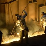Dozens of Security Personnel Attempt to Take Over Dunaferr Steelworks