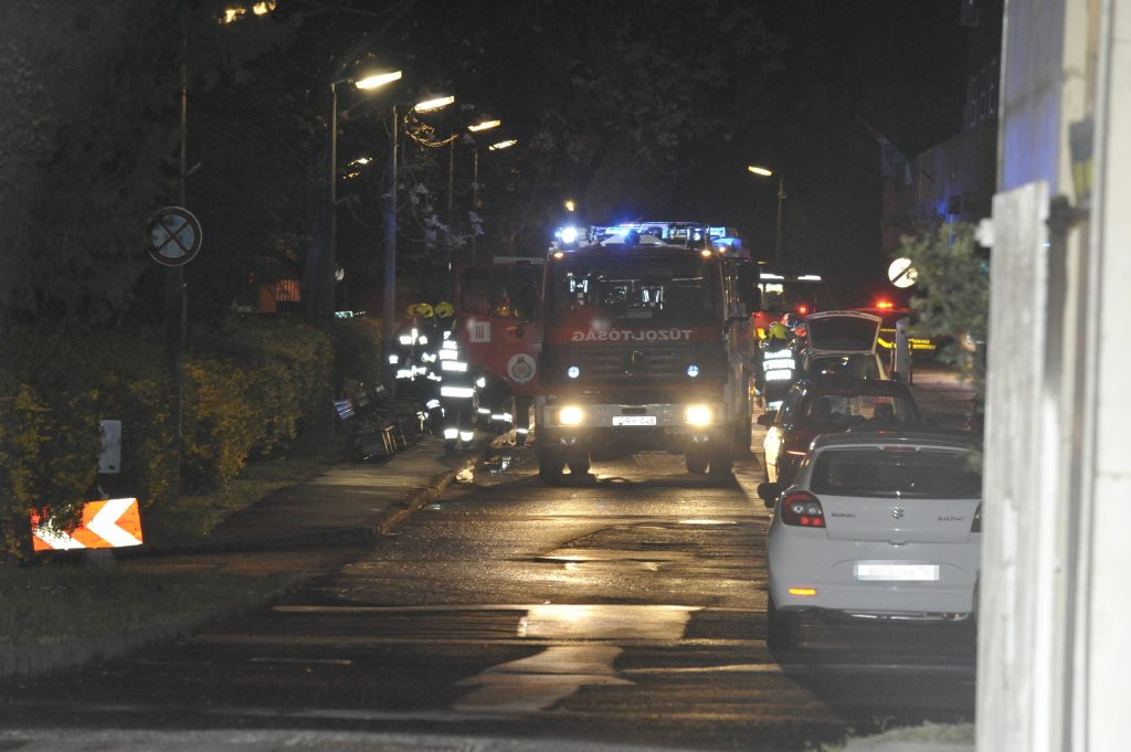 Fire Kills One at Budapest Hospital post's picture