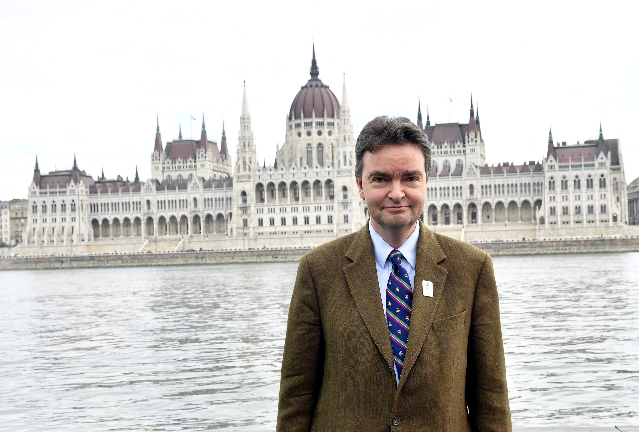 'Hungary is the center of my life' - György Habsburg, Hungary's New Ambassador to France