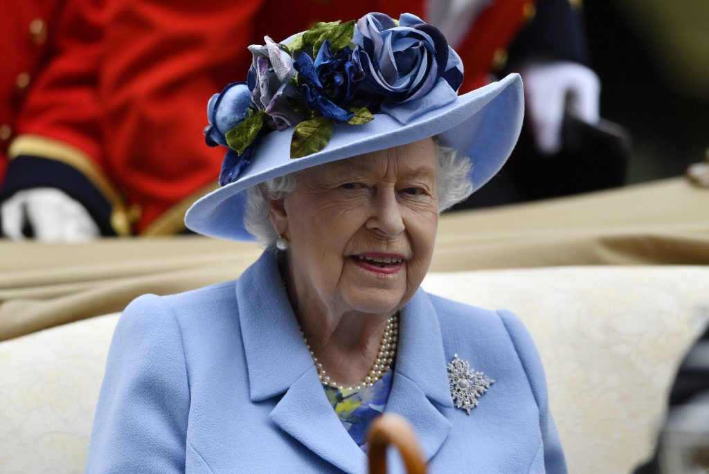 Queen Elizabeth II, Whose Great-Great-Grandmother was Hungarian, Celebrates 95th Birthday post's picture