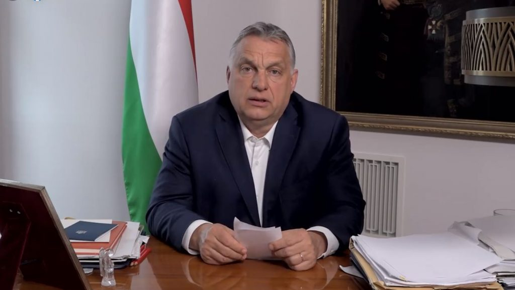 PM Orbán Sends Condolences to Netanyahu over Lag B'Omer Stampede post's picture
