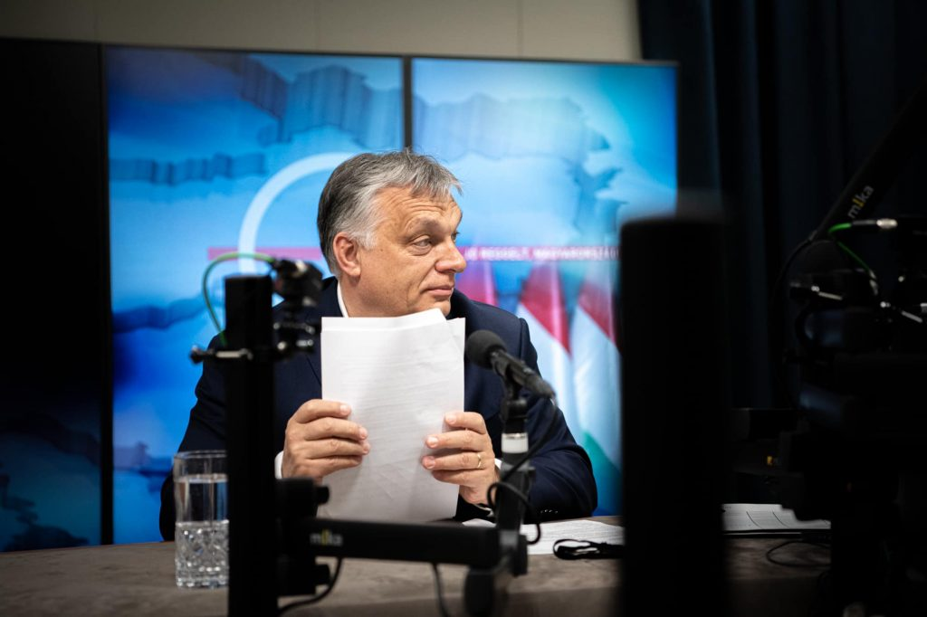 PM Orbán: Pandemic Fight Set to Enter New Phase post's picture