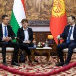 FM Szijjártó Announces EUR 14m Kyrgyz-Hungarian Development Fund