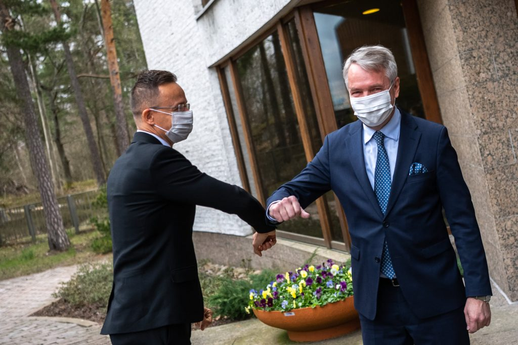 Foreign Minister: Hungary, Finland 'Champions of Environmentally Sound Growth' post's picture