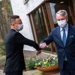 Foreign Minister: Hungary, Finland 'Champions of Environmentally Sound Growth'