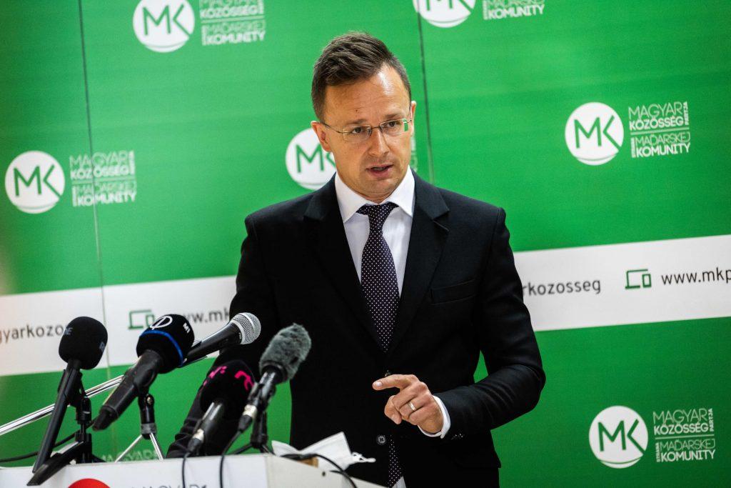 FM Szijjártó Hopeful of Stronger Hungarian Representation in Slovakian Parliament post's picture
