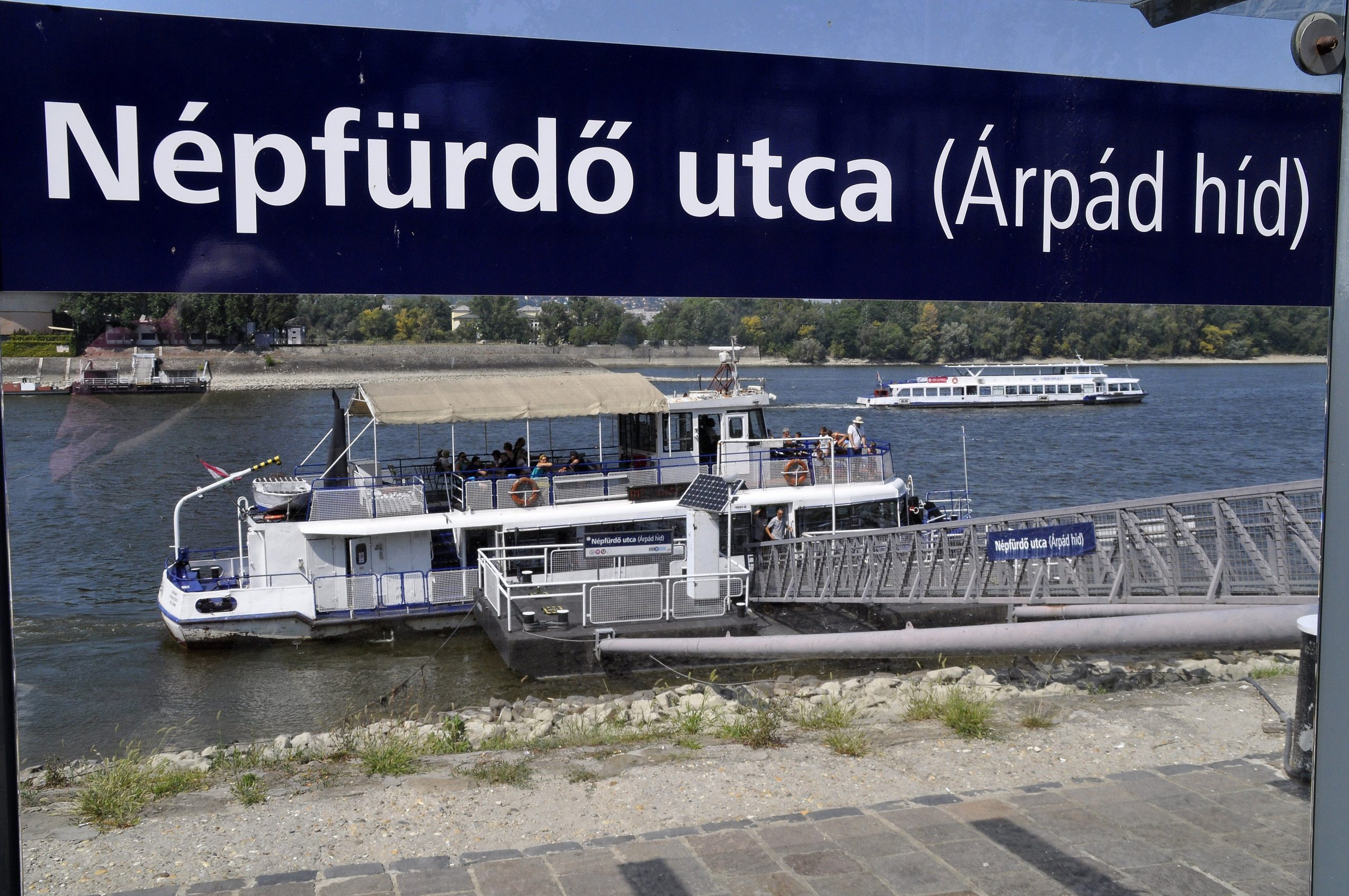 Budapest's Popular BKK Boat Service Not Returning This Summer