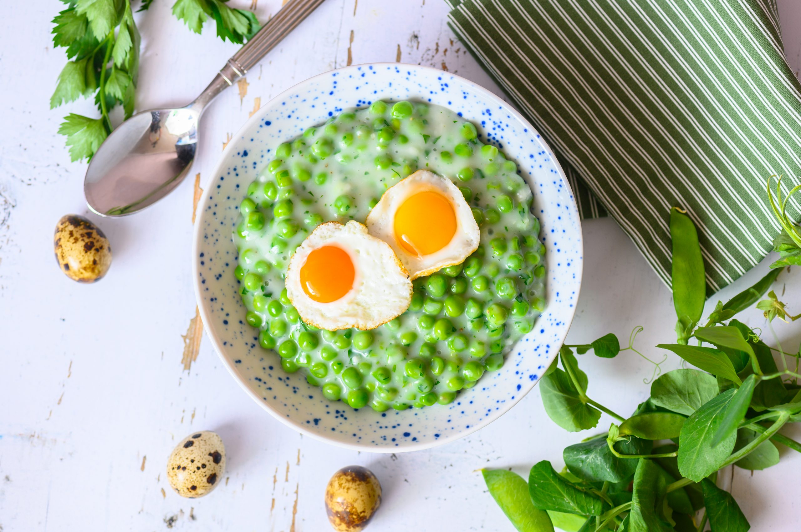 Green Pea Stew – King of All Stews - With Recipe!