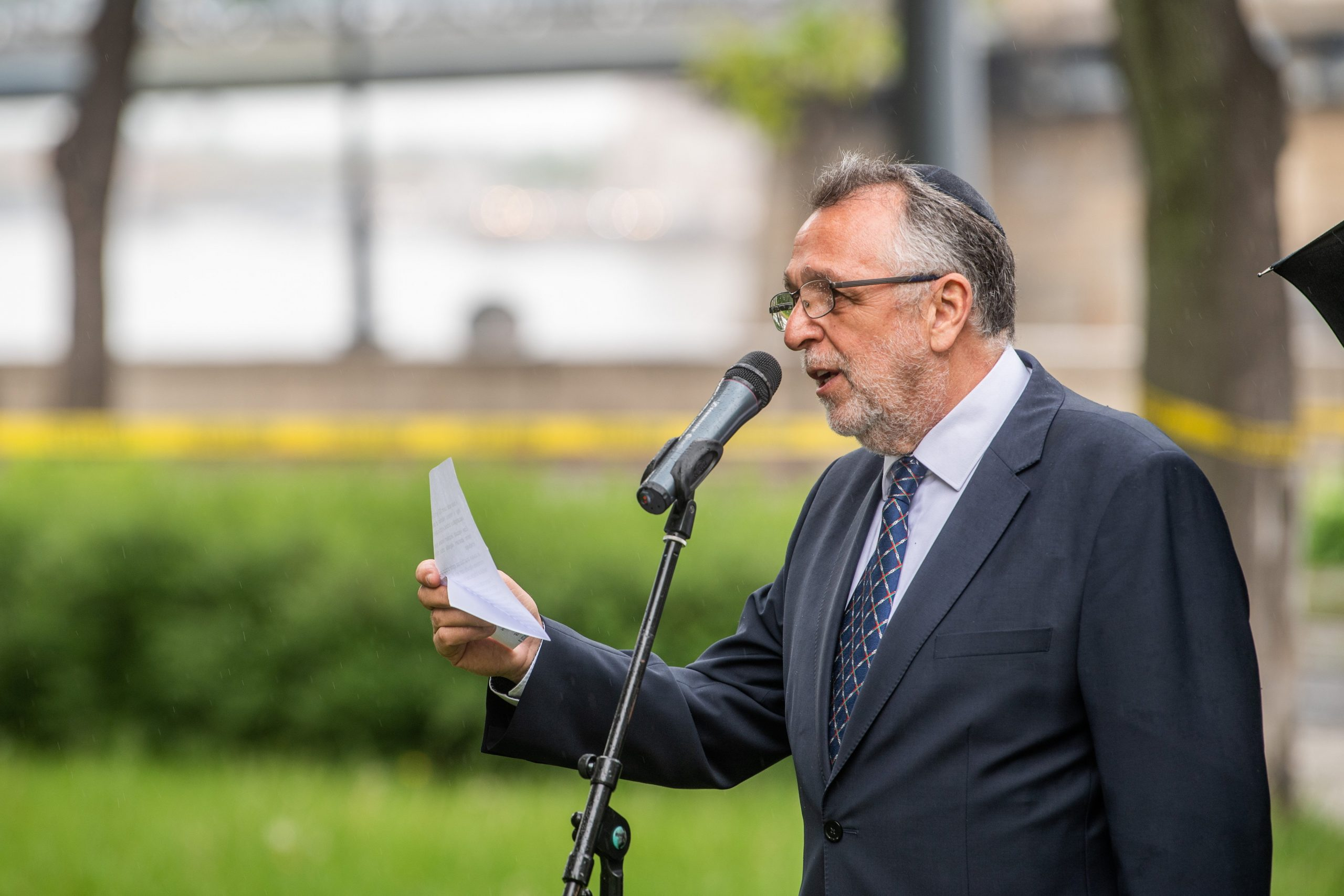 Jewish Org Leader Expresses Solidarity with Israel