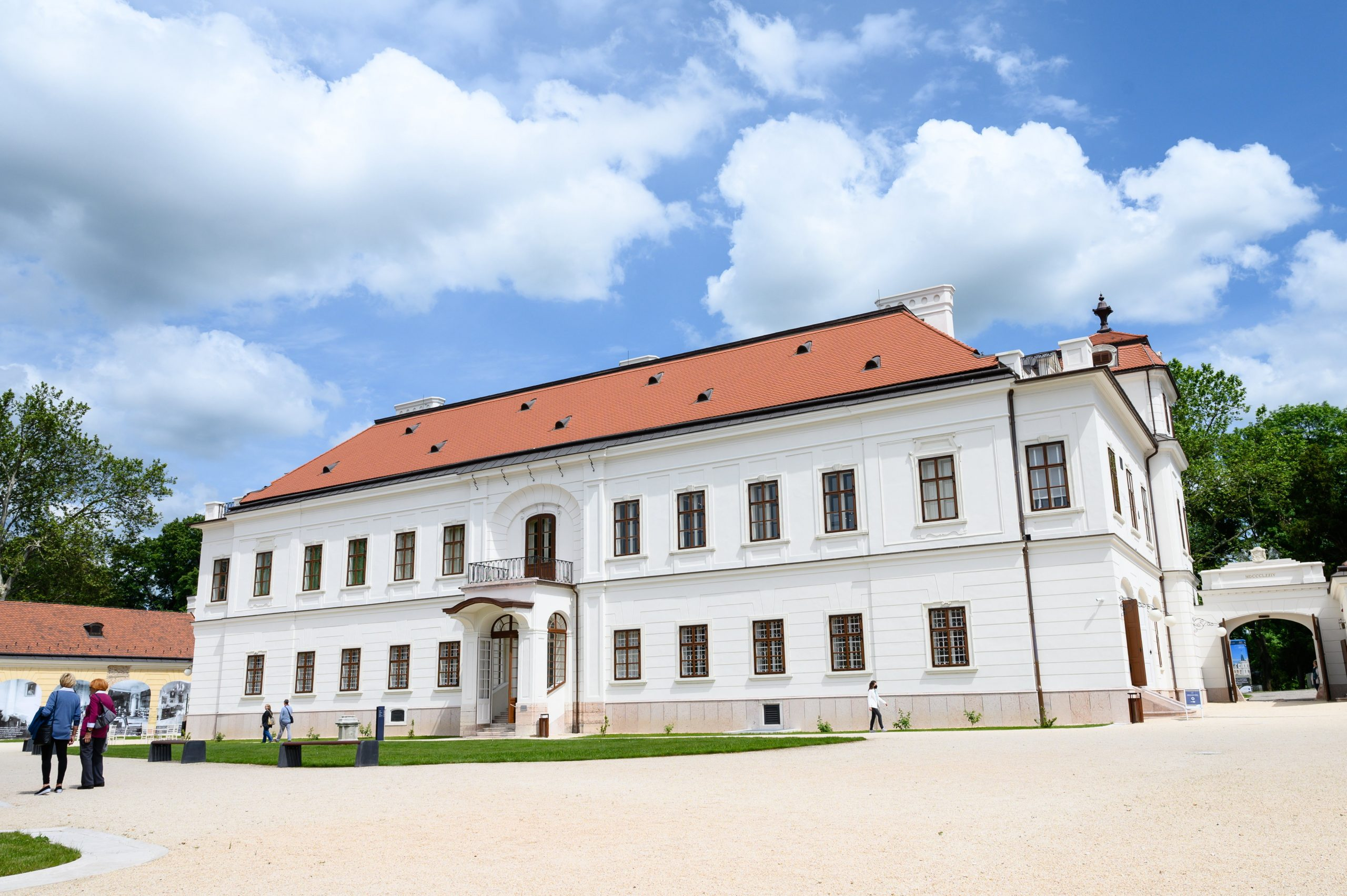Esterházy Palace in Tata Awaits Visitors in its Former Glory