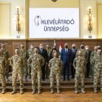 First Hungarian 'Space Soldiers' Awarded Diploma