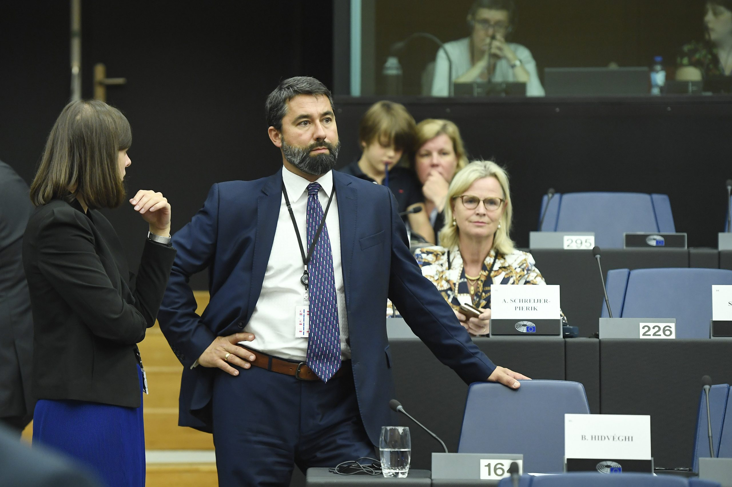 Fidesz MEP: EU Has No Need for Labour Migration Rules