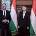 CoE Parlt President Speaks to Hungarian Leaders on Minority Rights