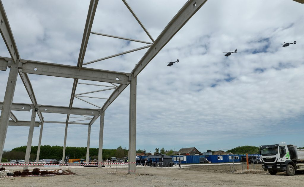Gyula Wins HUF 1.2 bn in EU Funding for Airbus Plant Infrastructure Upgrades post's picture