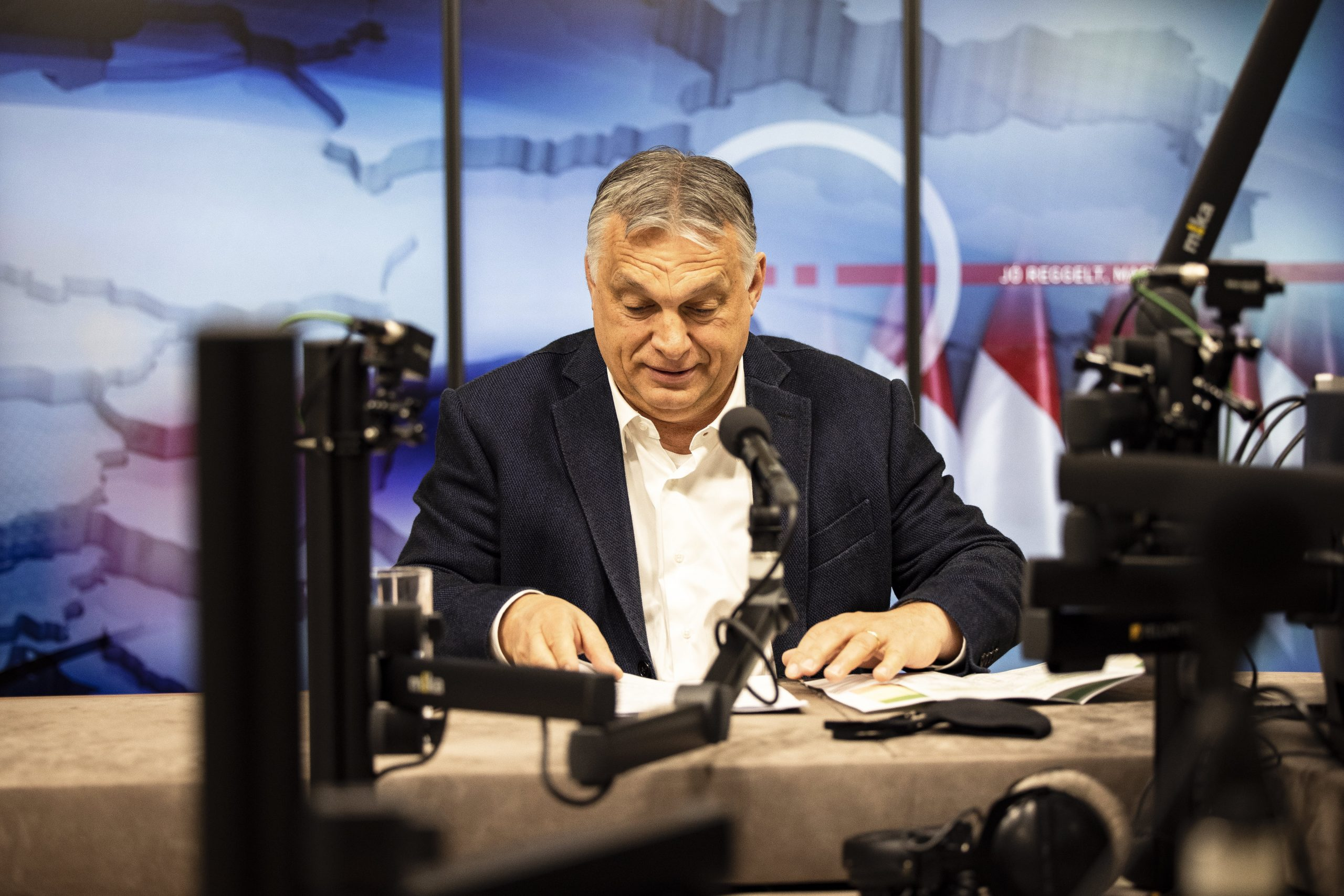 Orbán: Hungary's Vaccination Campaign Among World's Best