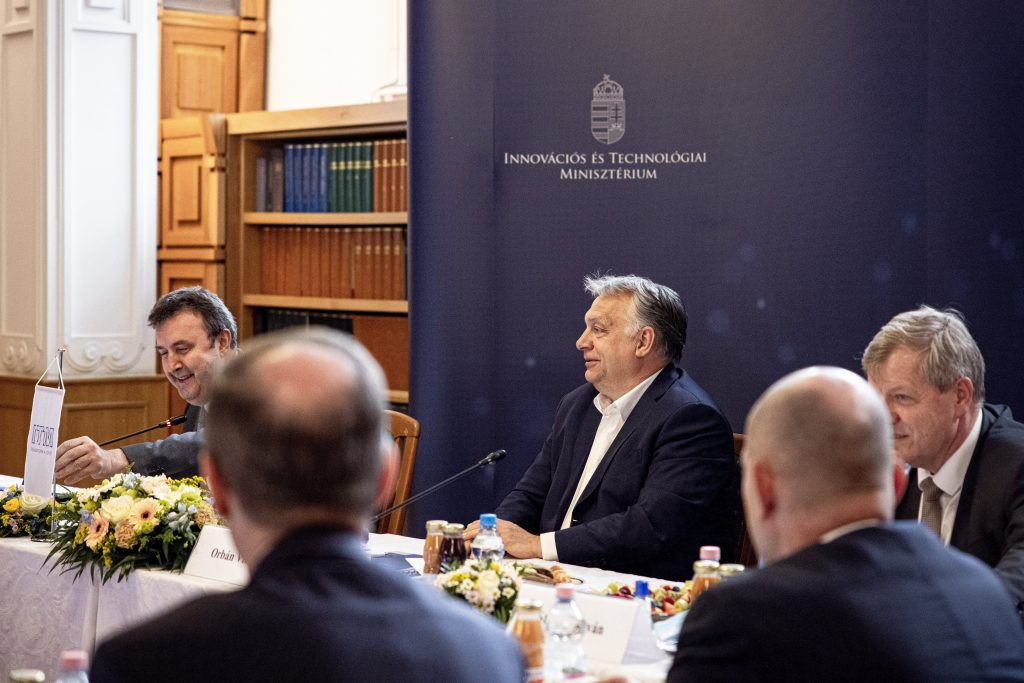 PM Orbán: Hungary Expects Excellence from Its Universities post's picture