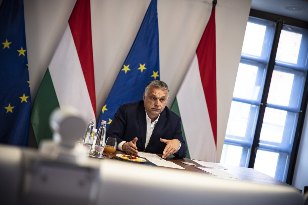 """""""Toughest Debate Ever""""at EU Summit on LGBT+ Aspects of Hungary's Child Protection Bill post's picture"""