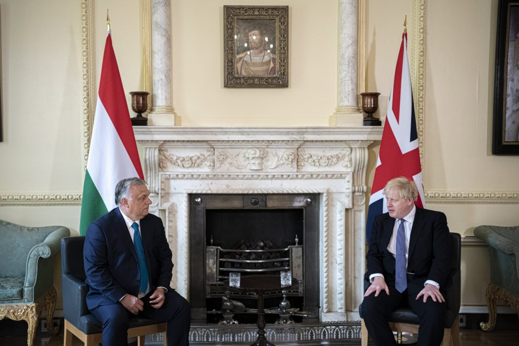 Orbán-Johnson Meeting: Hungary Aims to Map Out post-Brexit Cooperation with UK post's picture
