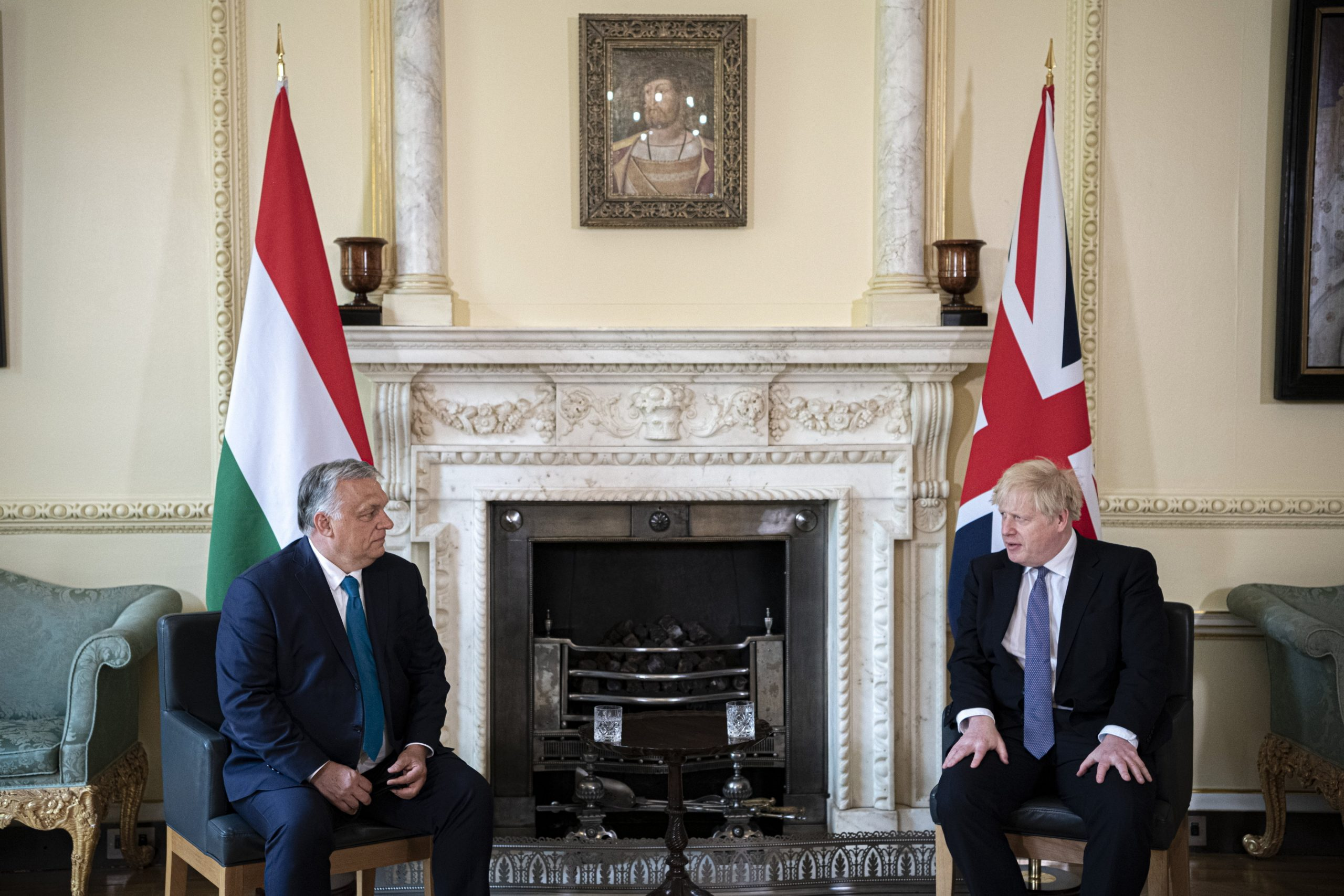 Orbán-Johnson meeting: Hungary aims to map post-Brexit cooperation with UK
