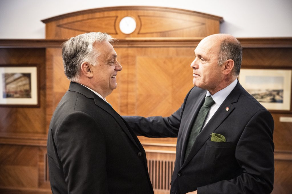 Orbán-Sobotka Meeting: Hungary Ready to Sign Agreement with Austria on Accepting Immunity Certificates post's picture