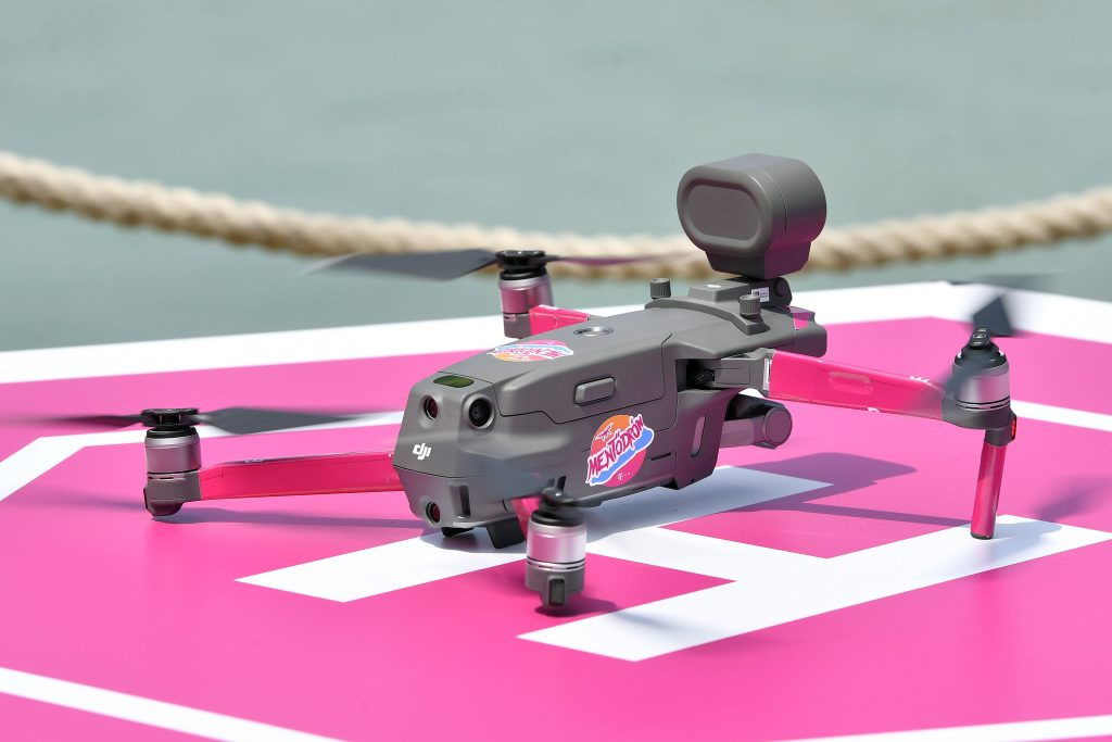 Drone Usage Supported by Majority of Budapesters post's picture