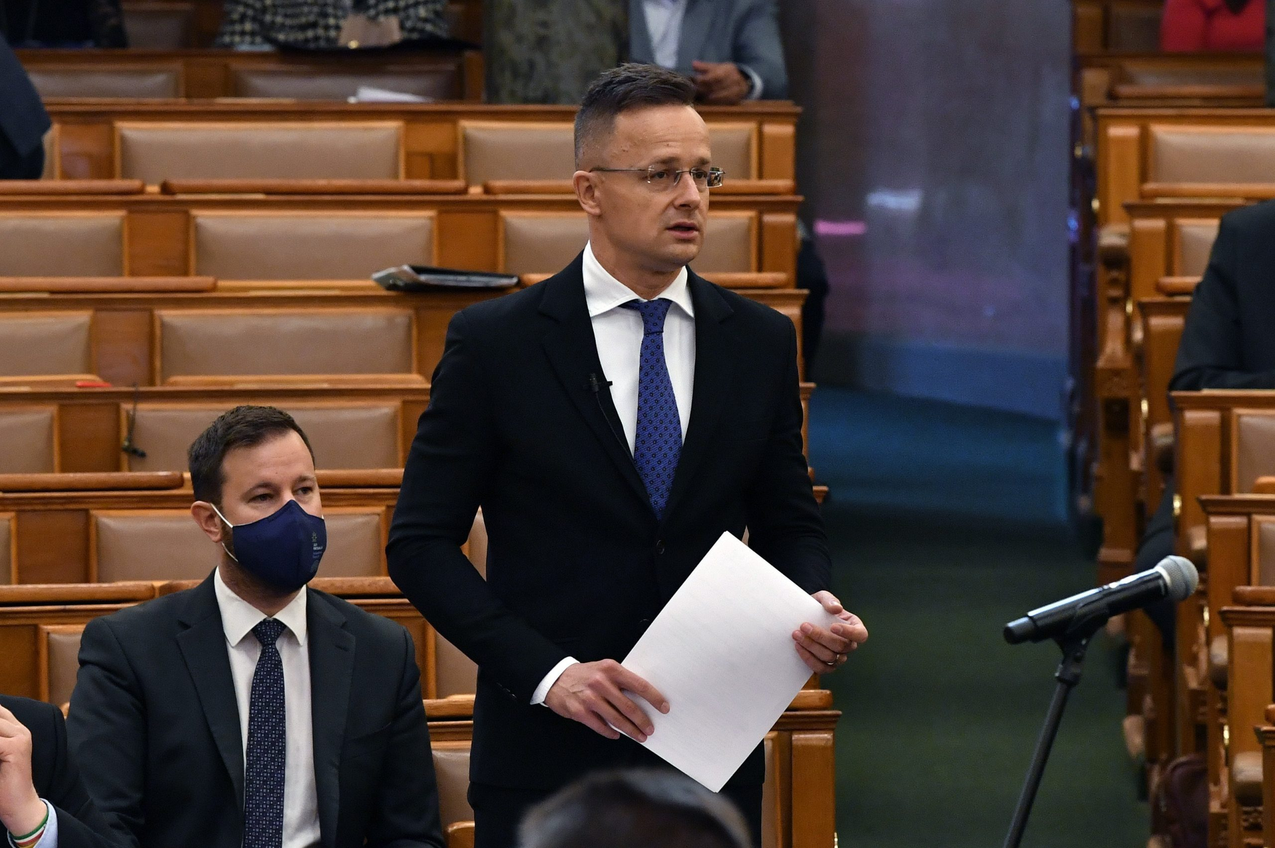 Foreign Minister: Hungary Rejects Plans to Introduce Global Minimum Tax