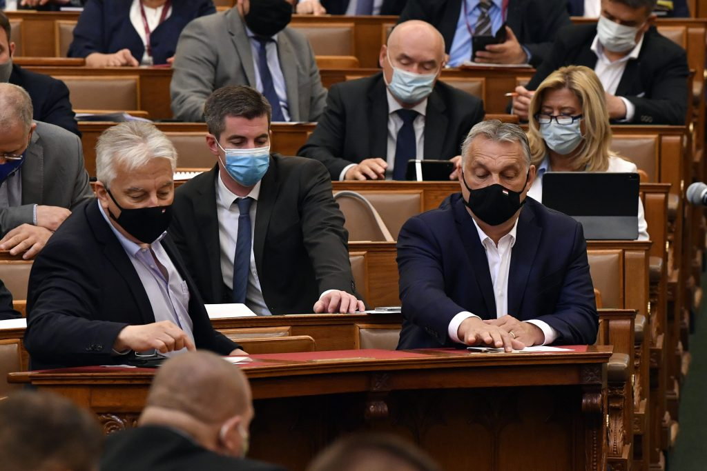 Parliament Votes to Extend Special Pandemic Measures post's picture