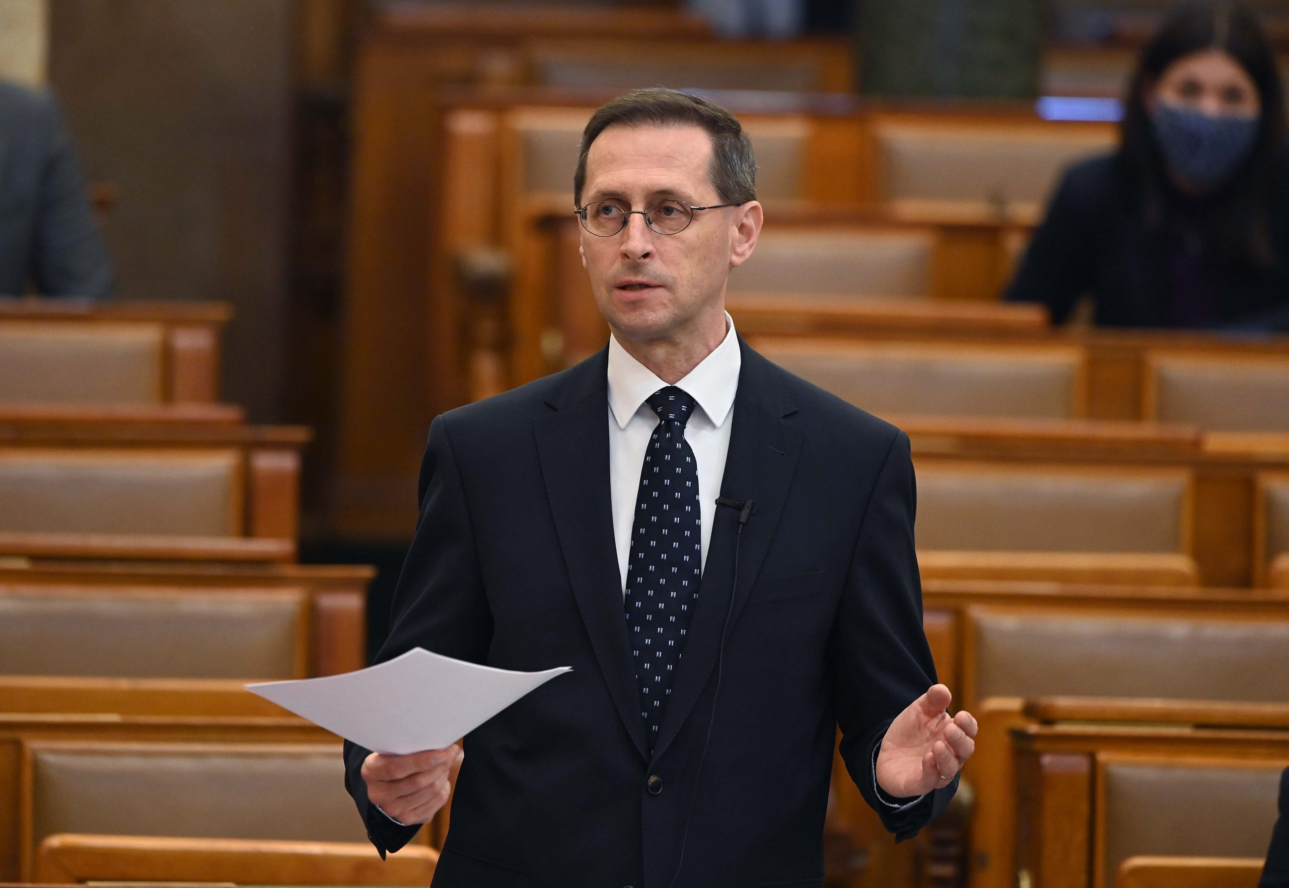 Finance Minister: Now Not the Time for Budget Cuts